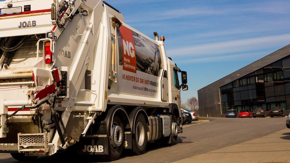 Norsk Gjenvinning outsourcet økonomi og regnskap til Norian for å kunne konsentrere seg om å være en god leverandør av avfallshåndtering.