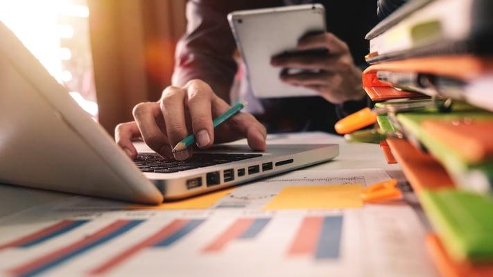 Excel er nyttig, men ikke det beste verktøyet til å ha oversikt over økonomien i en bedrift i vekst.
