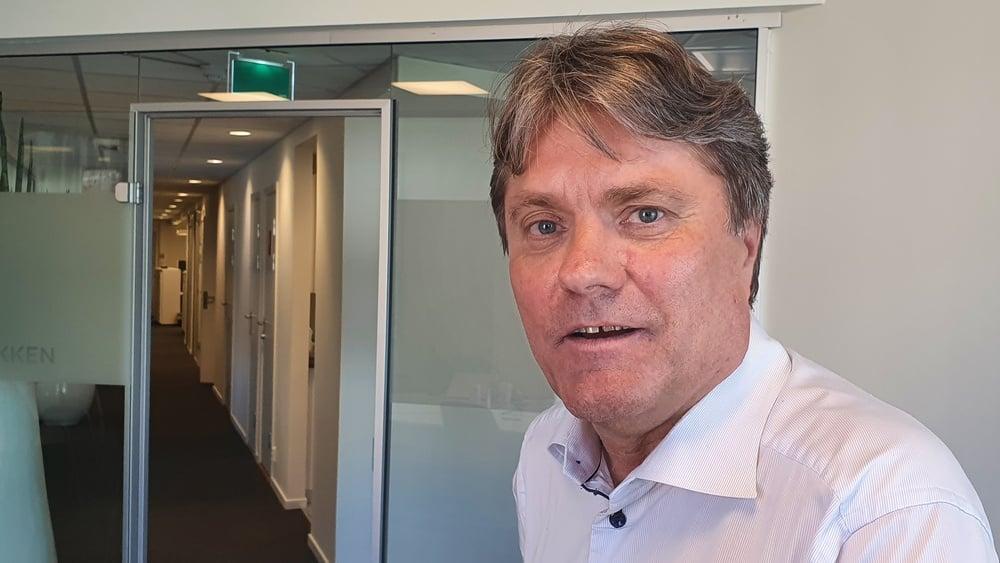 Lars Belsnes, head of finance, Norian Norge.